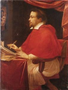 giulio Cesare Procaccini, Portrait du cardinal Federico Borromeo, 1610. Museo Diocesano, Milan