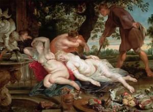 Rubens-Cimon-et-Iphigénie-vers-1617-Vienne