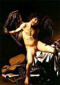 Caravaggio-Amor_vincit_omnia