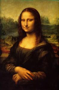 Léonard de Vinci, Joconde