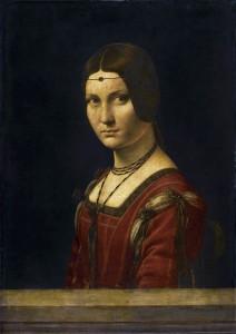 Léonard de Vinci, La belle ferronière